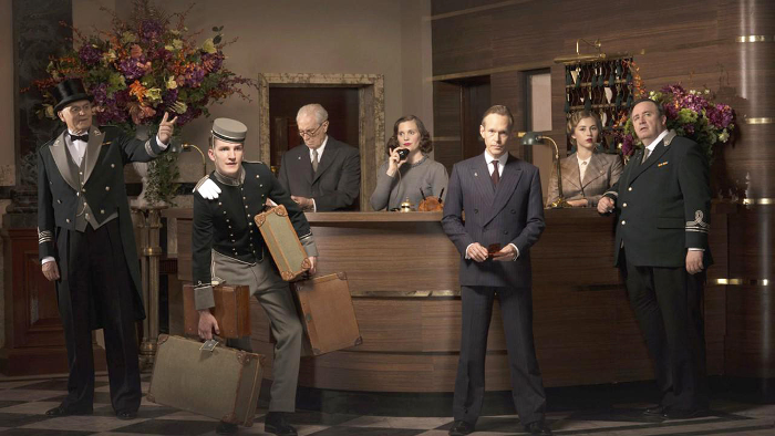 serie tv ambientate in hotel - The Halcyon
