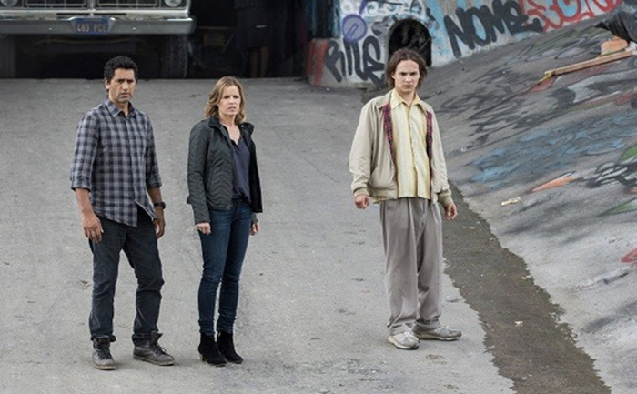 Fear The Walking Dead - Migliori serie tv ispirate ai fumetti