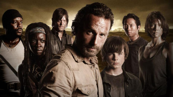 The walking Dead - Le migliori serie tv ispirate ai fumetti