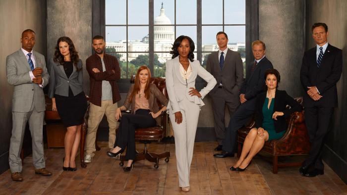 Scandal - Le 10 migliori serie TV sulla politica