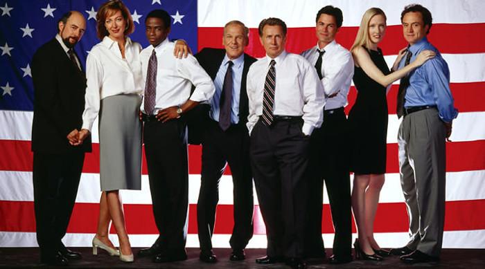 The west wing - Le 10 migliori serie TV sulla politica