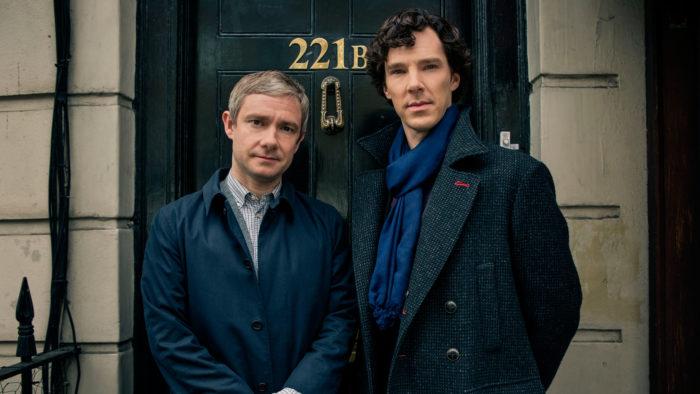 Sherlock - Le migliori serie TV crime da vedere - classifica
