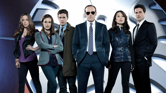le migliori serie tv sui supereoi - agents of s.h.i.e.l.d.