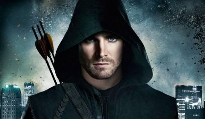 le migliori serie tv sui supereoi - arrow