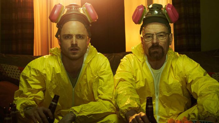breaking bad - Le migliori serie TV crime da vedere - classifica