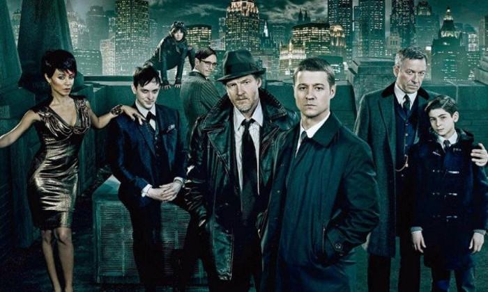 le migliori serie tv sui supereoi - gotham