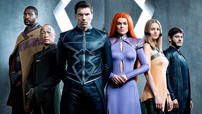 le migliori serie tv sui supereoi - inhumans