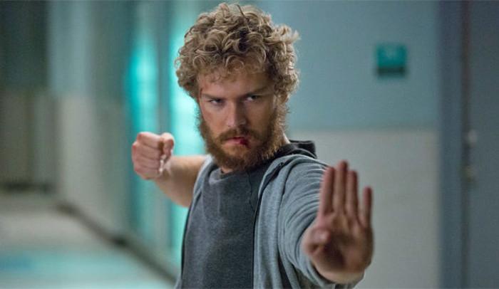 le migliori serie tv sui supereoi - iron fist