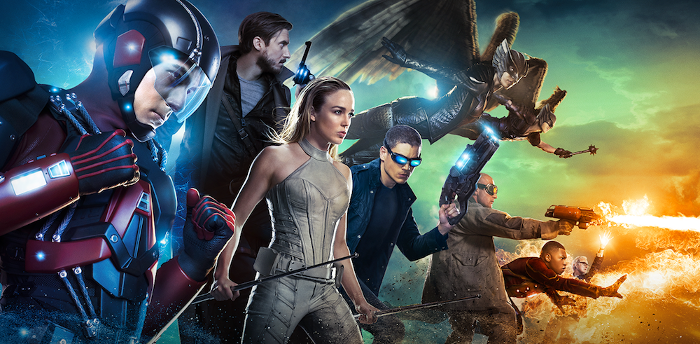 le migliori serie tv sui supereoi - legends of tomorrow