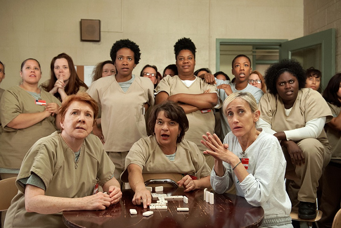 migliori serie tv ambientate in prigione - Orange is the new black