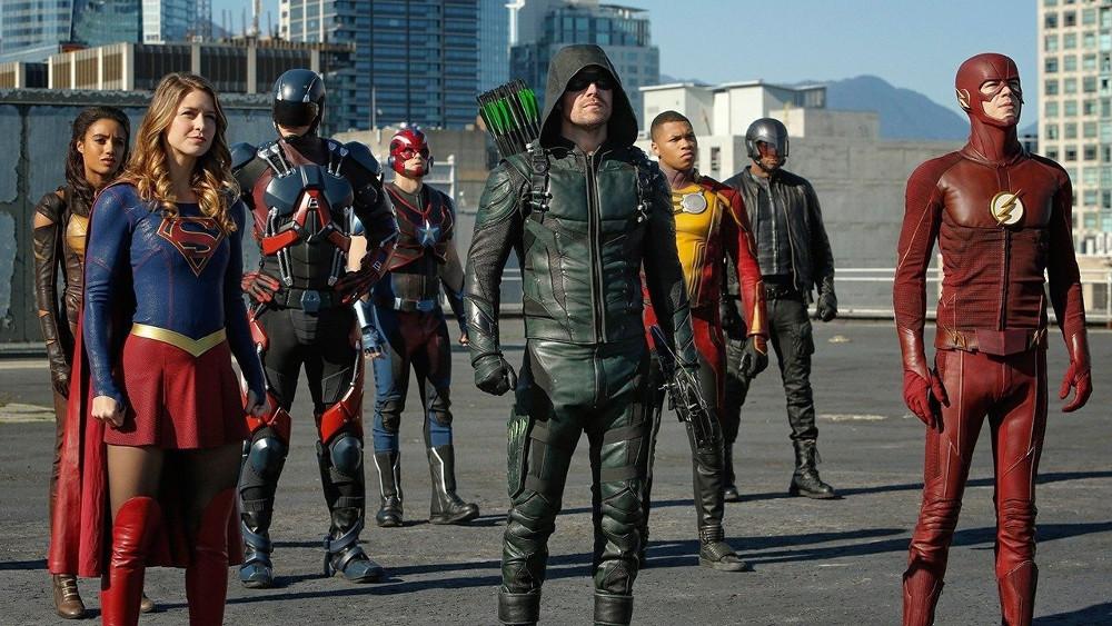 serie tv sui supereroi