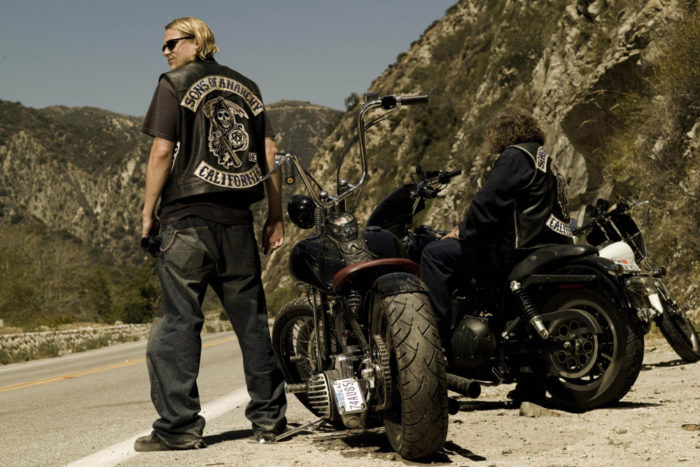 sons of anarchy - Le migliori serie TV crime da vedere - classifica