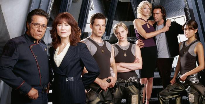 Battlestar Galactica - migliori serie tv di sempre