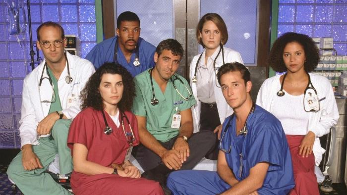 migliori serie tv sulla medicina - E.R.