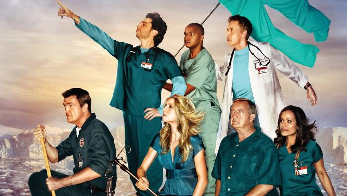 migliori serie tv sulla medicina - Scrubs