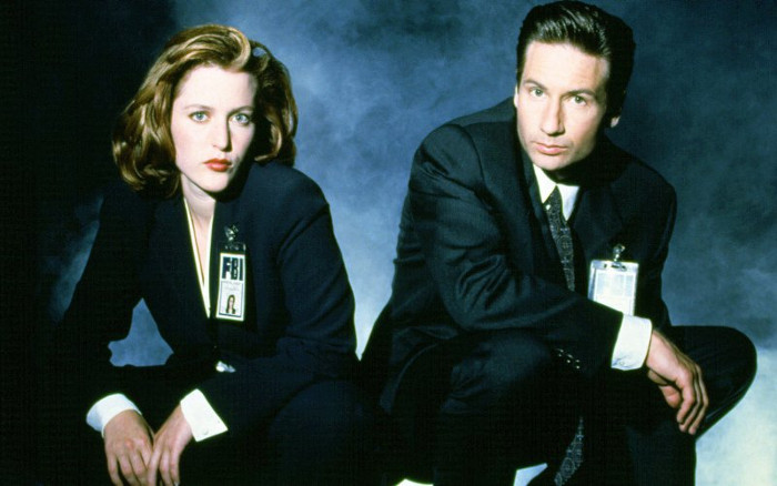 Migliori serie tv sull'FBI - The X-Files