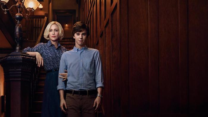 migliori serie tv ambientati in hotel - Bates Motel