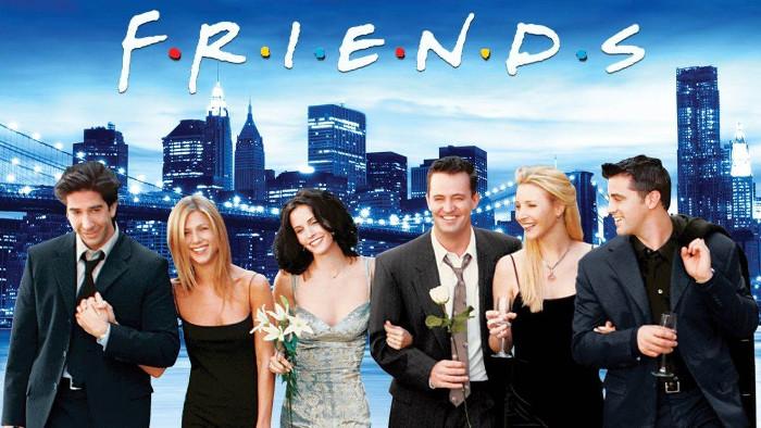 friends - migliori serie tv di tutti i tempi