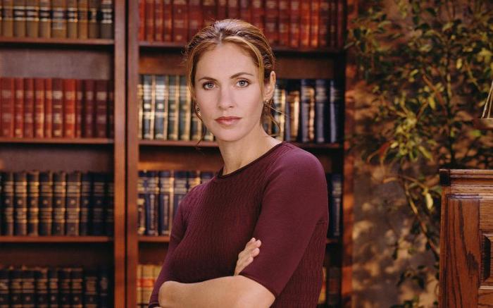 Giudice Amy - migliori serie tv sugli avvocati