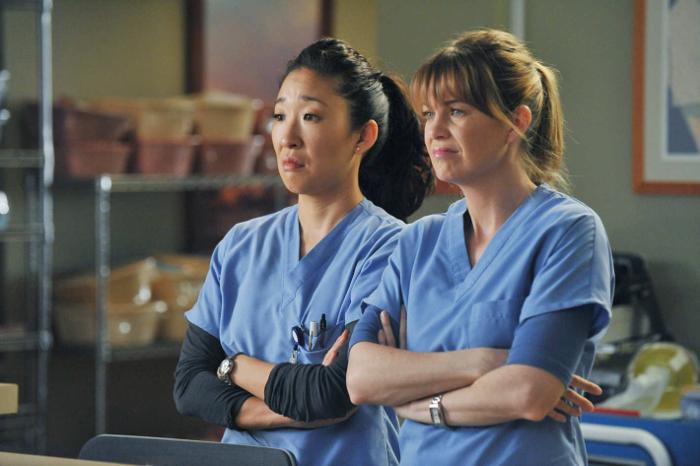 migliori serie tv sulla medicina - Grey's Anatomy