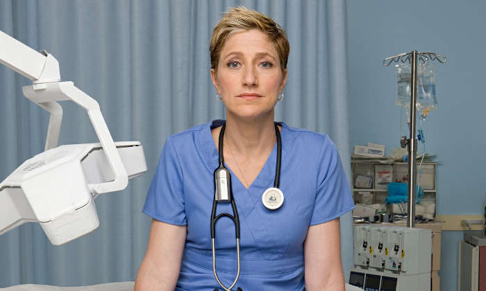 migliori serie tv sulla medicina - Nurse Jackie