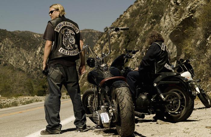 sons of anarchy - tutte le migliori serie tv del mondo