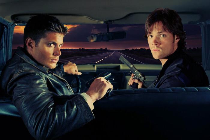 supernatural - le migliori serie tv di sempre
