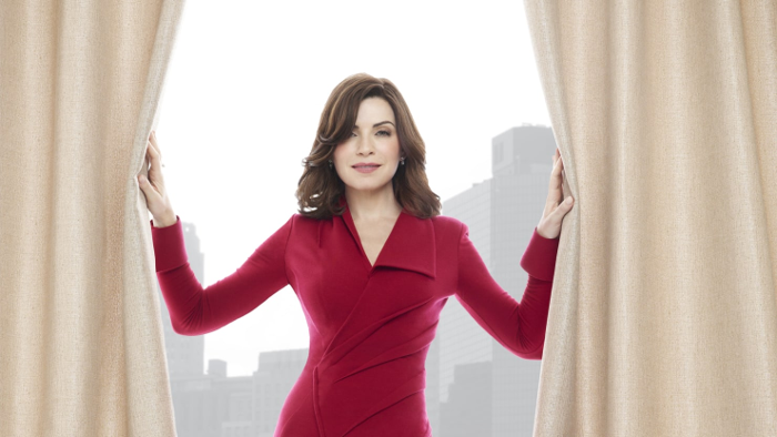 migliori serie tv ambientate in tribunale - The Good Wife