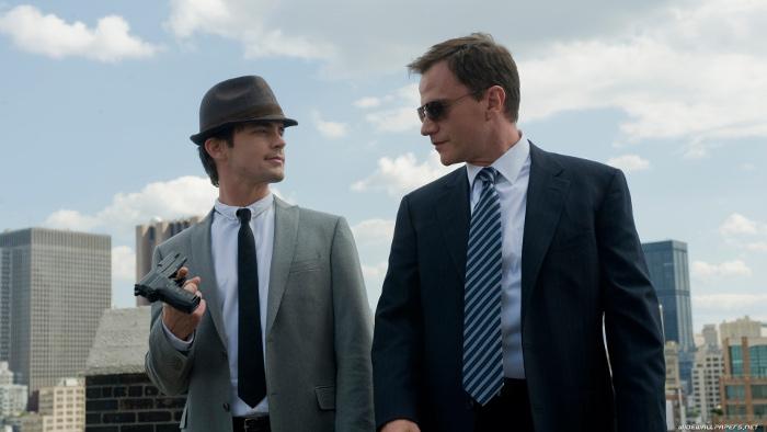 migliori serie tv sull'FBI - white collar