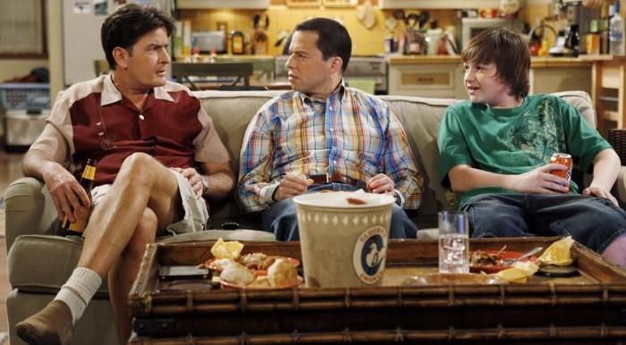 2 Uomini e mezzo - migliori serie tv comedy