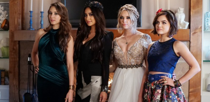 Pretty Little Liars - Migliori serie tv sulla moda