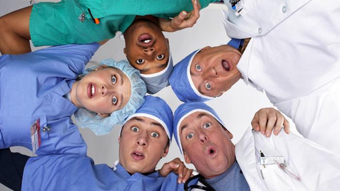 le migliori serie tv comedy mai prodotte - Scrubs