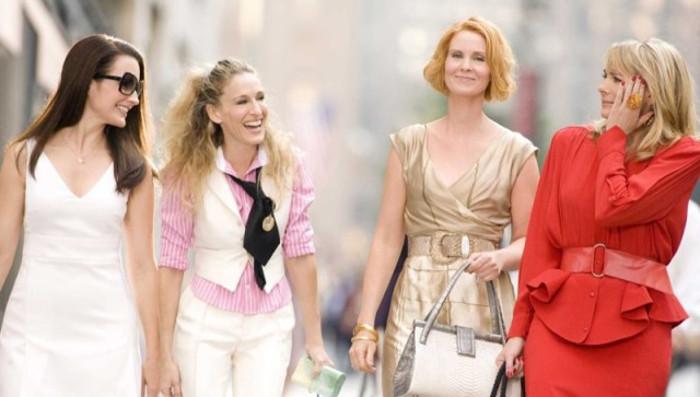 migliori serie tv sulla moda da vedere - Sex and the City