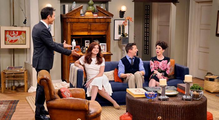 will & grace - migliori serie tv comedy da seguire