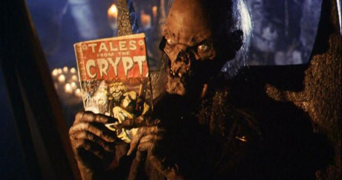 i racconti della cripta - migliori serie tv antologiche