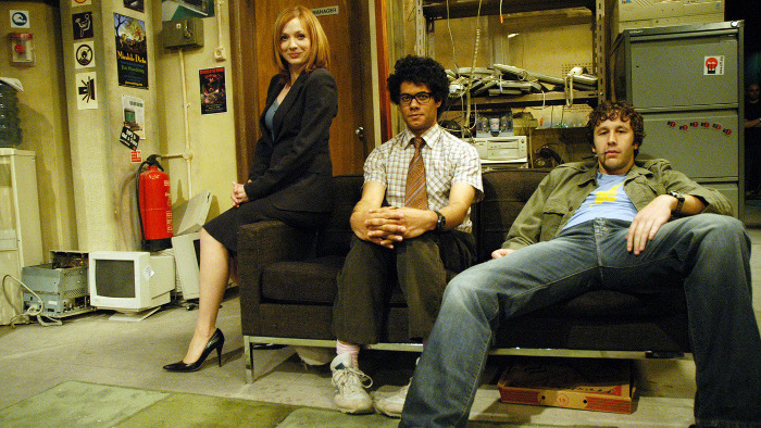 The It Crowd - Classifica delle migliori serie tv ambientate in ufficio