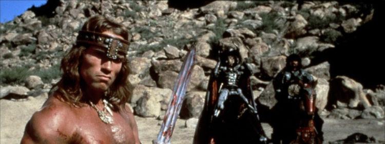 serie tv su Conan il Barbaro Amazon