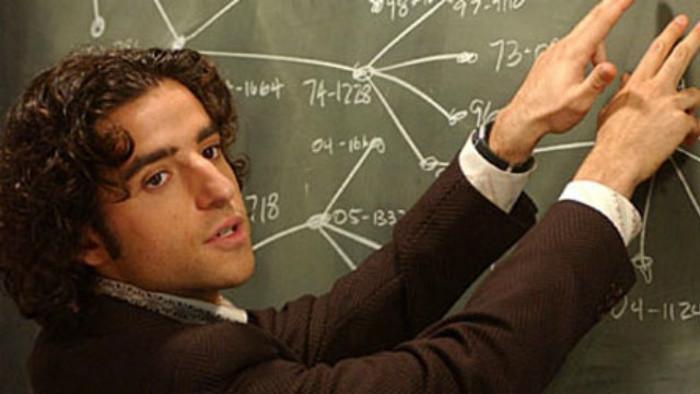 i geni delle serie tv - Charlie Eppes