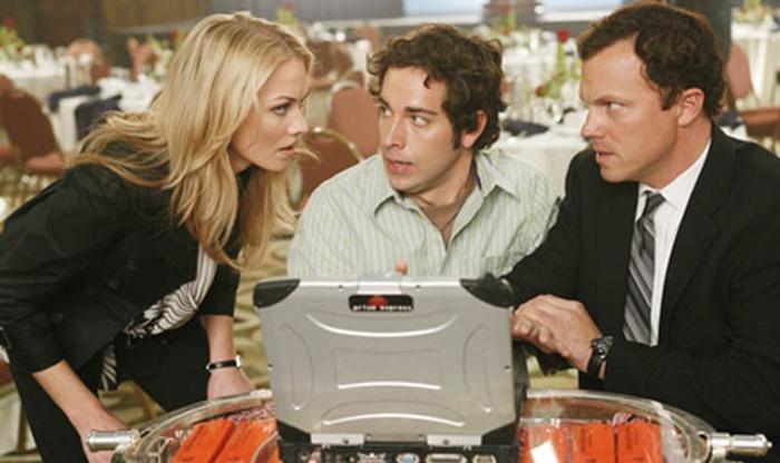 Chuck - Classifica delle migliori serie tv sulla tecnologia