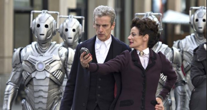 Doctor Who Le migliori serie tv con i robot