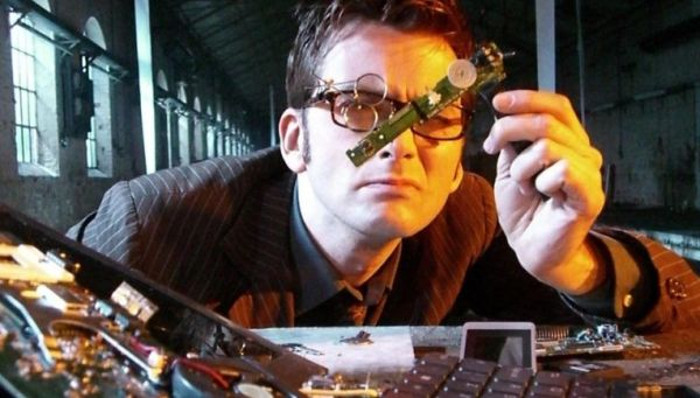 Migliori serie tv per appassionati di scienza - Doctor Who