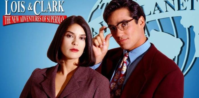 migliori serie tv sui supereroi vintage - Lois & Clark