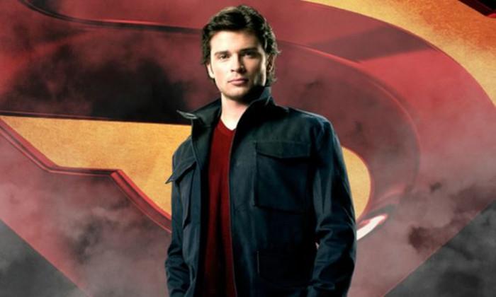 migliori serie tv sui supereroi vintage - Smallville