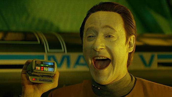 Star Trek - Migliori serie tv con i robot di sempre