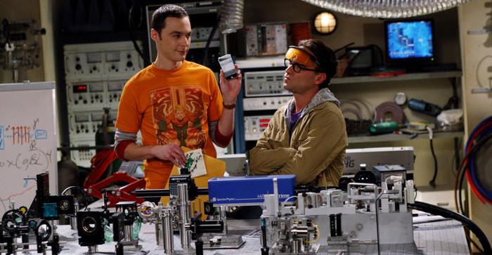 Migliori serie tv per appassionati di scienza - The Big Bang Theory