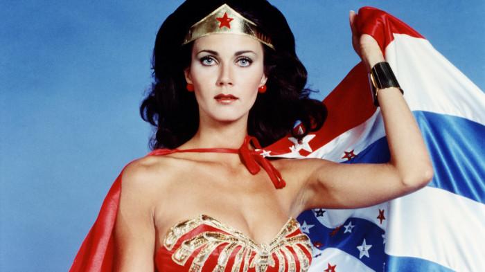 migliori serie tv sui supereroi vintage - Wonder Woman