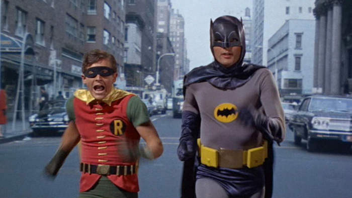 migliori serie tv sui supereroi vintage - Batman