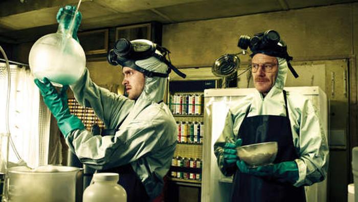 Migliori serie tv per appassionati di scienza - Breaking Bad