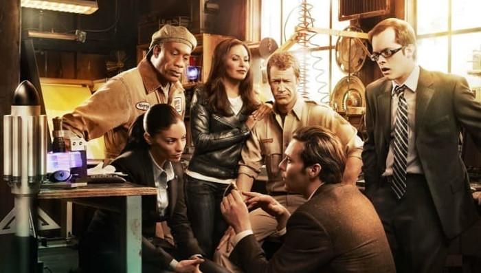 Classifica delle migliori serie tv per appassionati di scienza - Eureka