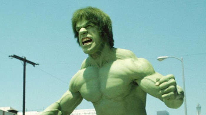migliori serie tv sui supereroi vintage - L'incredibile Hulk